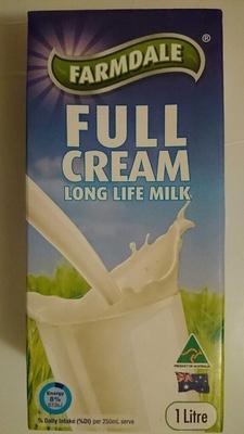 Farmdale Full Cream Long Life Milk - Product - en