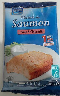 Hachés de saumon - Product - fr