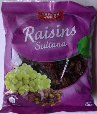 Raisins Sultana - Produit - fr