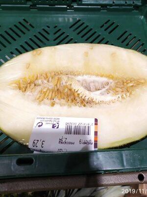 Melon partido Eroski natur