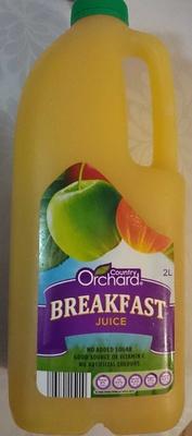 Breakfast juice - Product