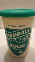 Farmdale Fresh Sour Cream Cooking - Product - en