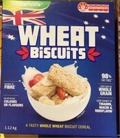 Wheat Biscuits - Product - en