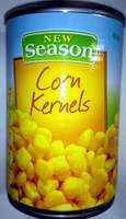New Season Corn Kernels - Product - en