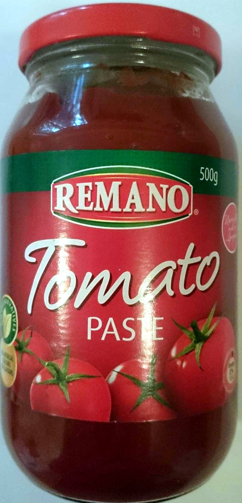 Remano Tomato Paste 500g