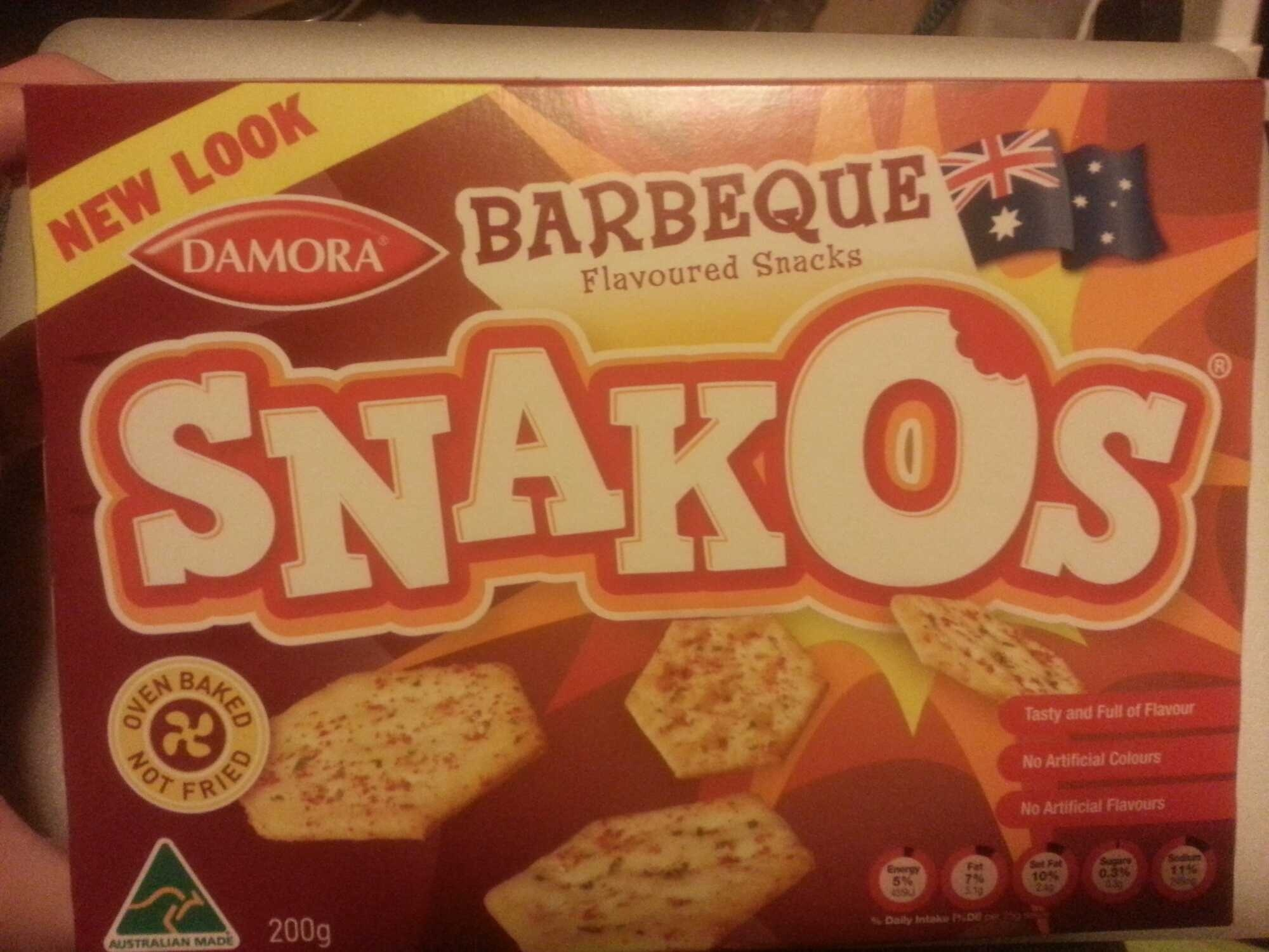Barbeque SnakOs - Product