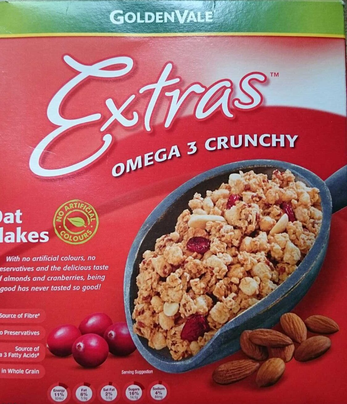 Crunchy clusters - Product
