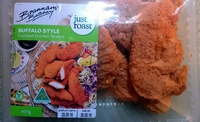 Buffalo Style Crumbed Chicken Tenders - Product - en