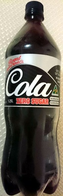 Cola Zero Sugar - Produit - en