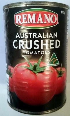 Remano Australian Crushed Tomatoes - Product