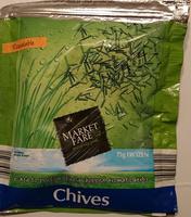 Market Fare Frozen Chives - Product - en