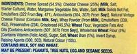 Dippits - Ingredients - en