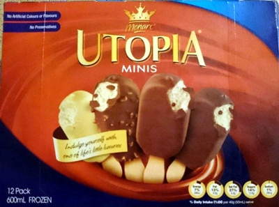 Utopia Minis - Product - en