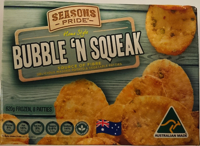 Home Style Bubble N Squeak - Product
