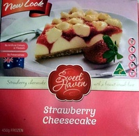 Strawberry Cheesecake - Product - en