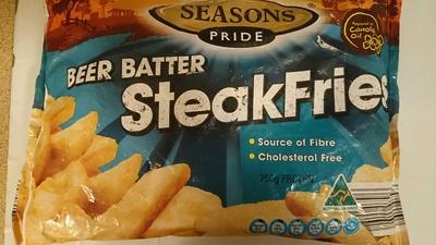 Beer Batter Steak Fries - Product - en