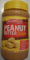 Bramwells Peanut Butter Crunchy - Product