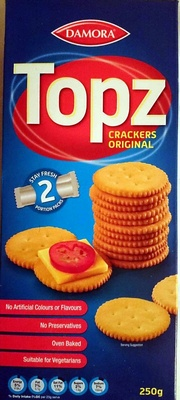 Topz Crackers Original - Product - en