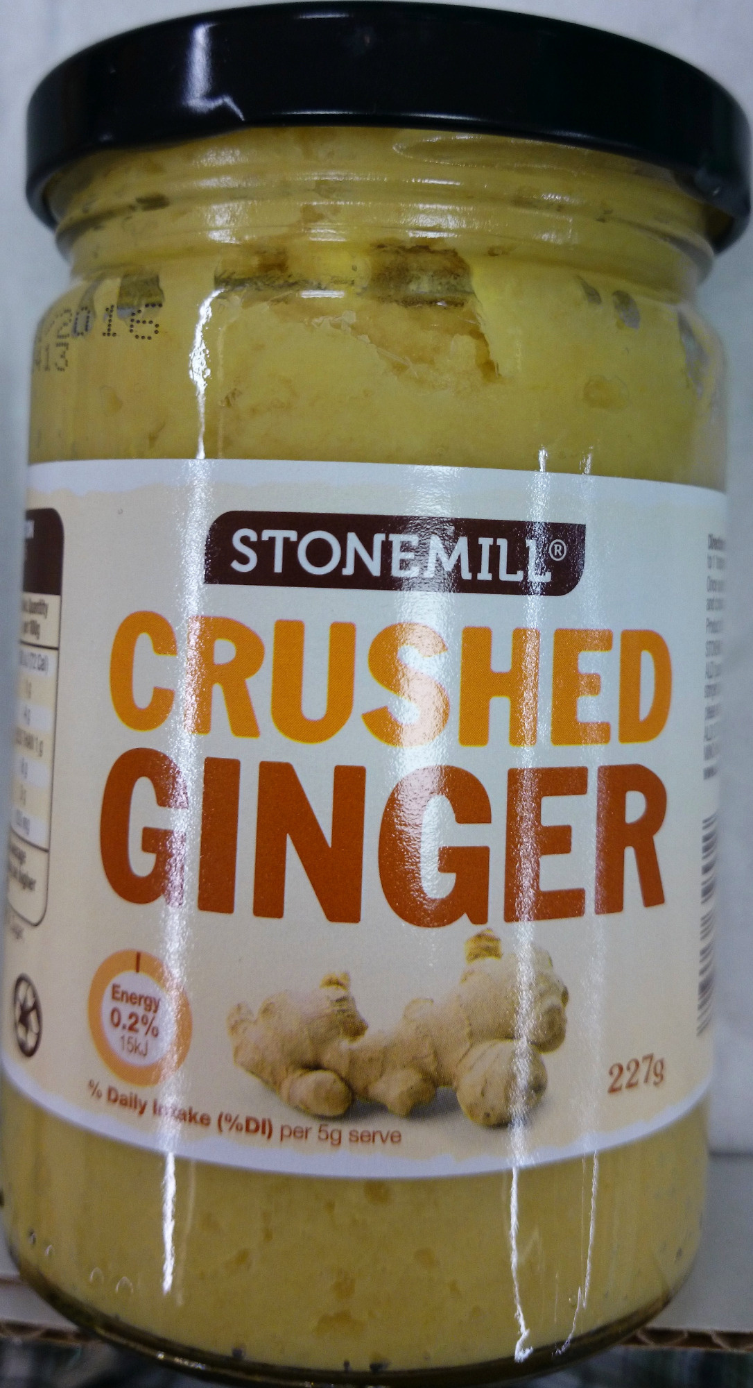 Stonemill Crushed Ginger - Product - en