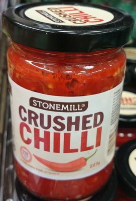 Stonemill Crushed Chilli - Product