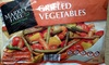 Grilled Vegetables - Produkt