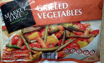 Grilled Vegetables - Product - en