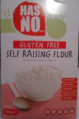 Gluten Free Self Raising Flower - Product - en