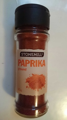 Ground Paprika - Product - en