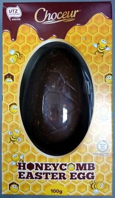 Honeycomb Easter Egg - Product - en