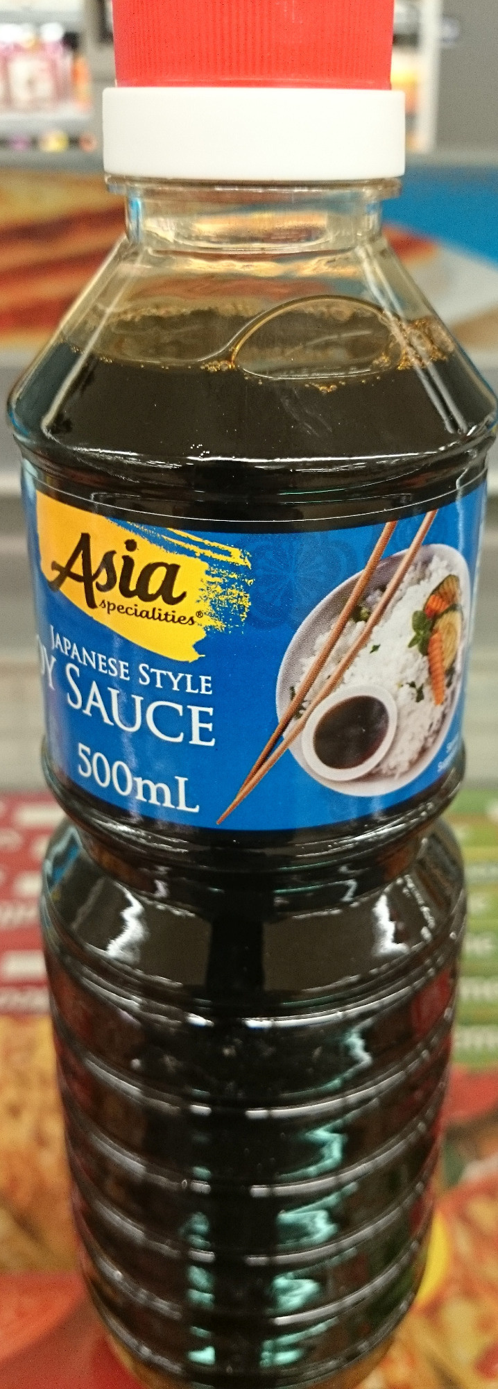 Japanese Style Soy Sauce - Product - en