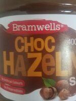 Choc Hazelnut Product spread - Produit - fr