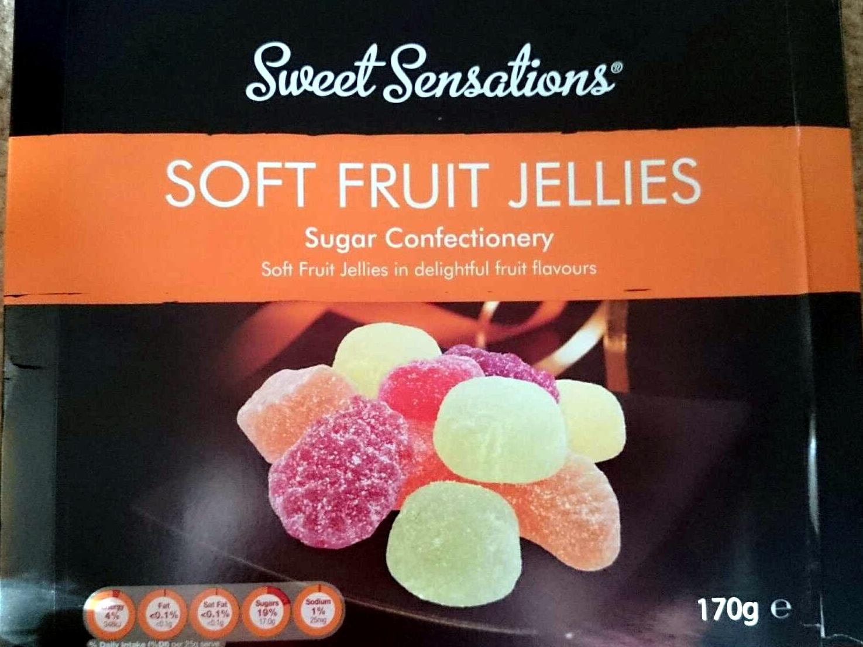Soft Fruit Jellies - Product - en