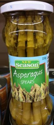 Asparagus Spears - Product - en