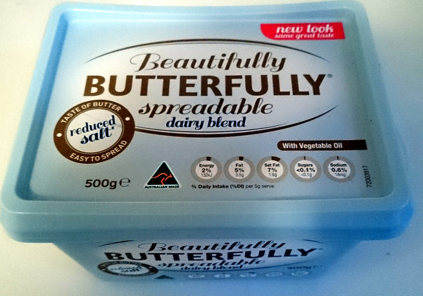 Beautifully Butterfully Salt Reduced - Product