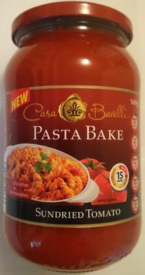 Casa Barelli Pasta Bake Sundried Tomato - Product