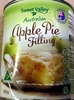 Australian Apple Pie Filling - Product
