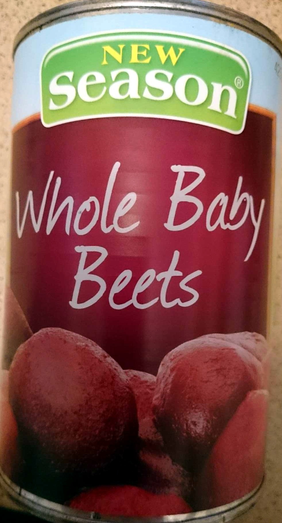 Whole Baby Beets - Product