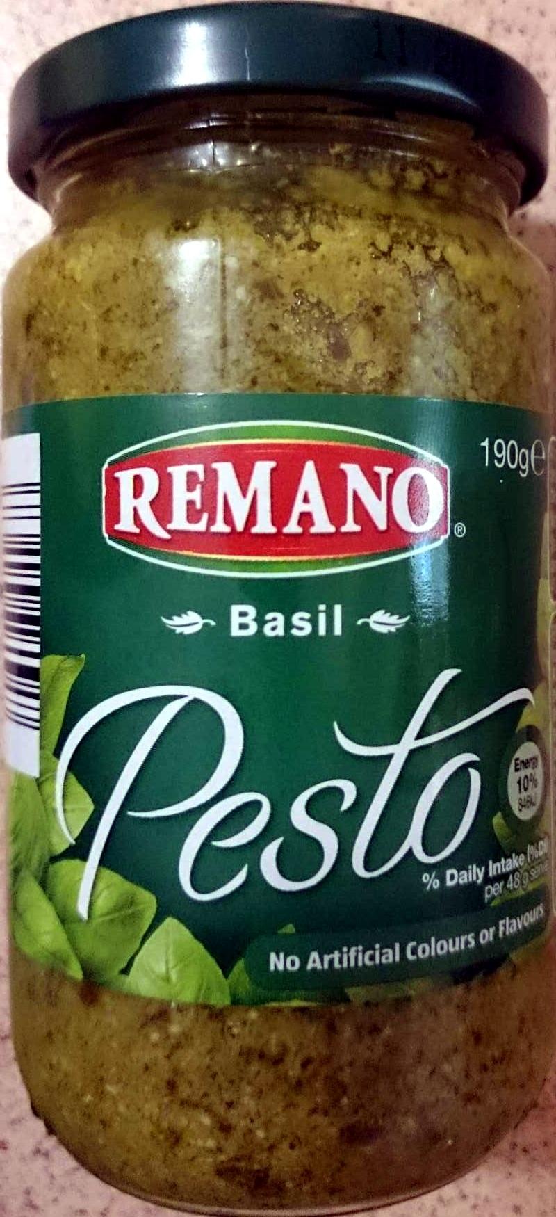 Basil Pesto - Product - en