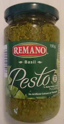 Remano Basil Pesto - Product