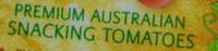 Bellino Premium Australian Snacking Tomatoes - Ingrédients - en