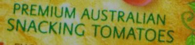 Bellino Premium Australian Snacking Tomatoes - Ingrédients