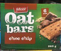 Oat Bars Choc Chip - Product - en