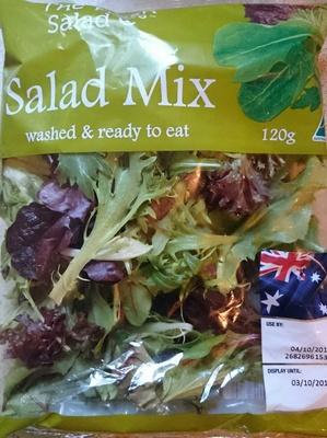 Salad Mix - Produit