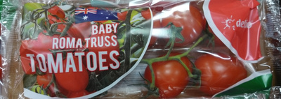 Baby Roma Truss Tomatoes - Product