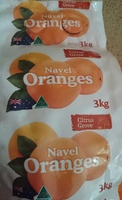 Navel Oranges - Product