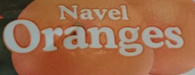 Navel Oranges - Ingredients - en