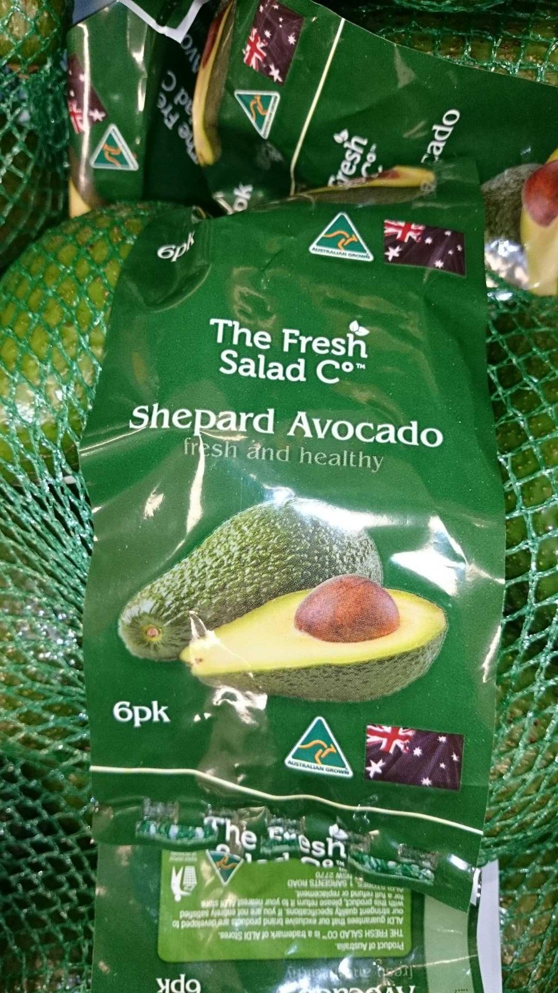 Shepard Avocado - Product - en