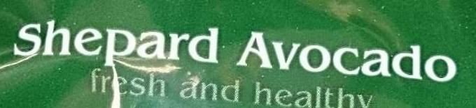 Shepard Avocado - Ingredients - en