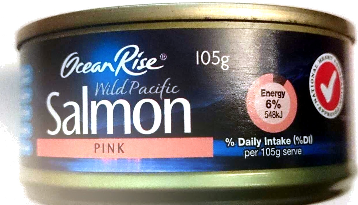 Wild Pacific Pink Salmon - Product - en