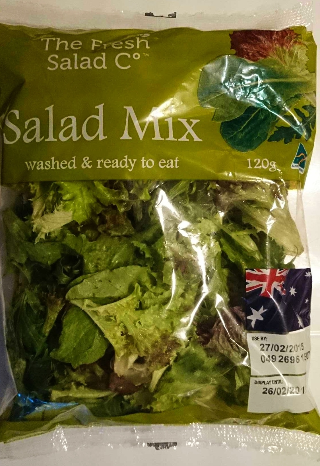 The Fresh Salad Co Salad Mix - Product - en
